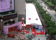 Customized Size Aluminum Frame Canopy Event Tent For Festival / Trade Show / Conference